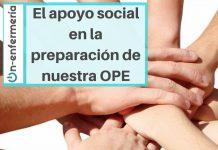 apoyo preparación ope de enfermería
