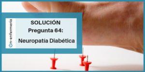 neuropatia diabetica temario oposiciones enfermeria