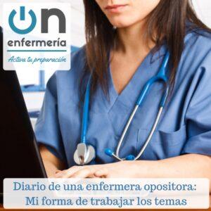 oposiciones de enfermeria