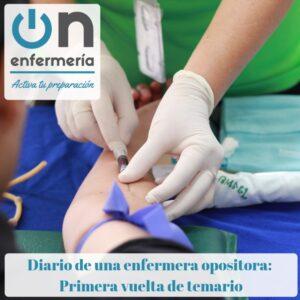 oposiciones enfermeria temario