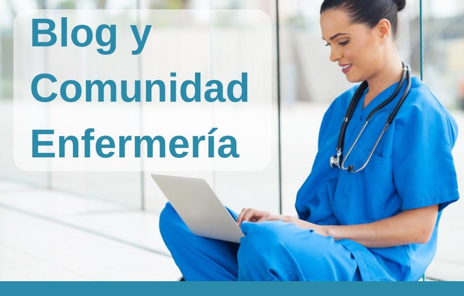 blog oposicion enfermería