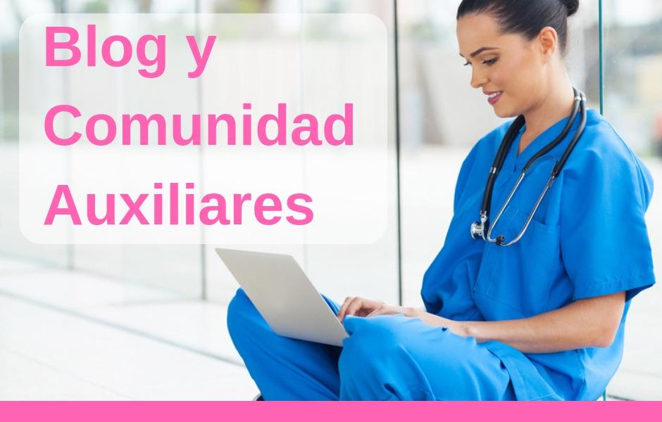 blog oposicion tcae