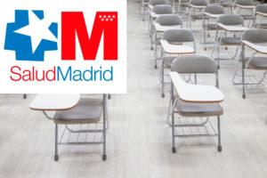 OPE Enfermería Madrid 12 de mayo