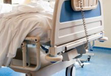 test oposiciones tcae dimensiones cama hospital