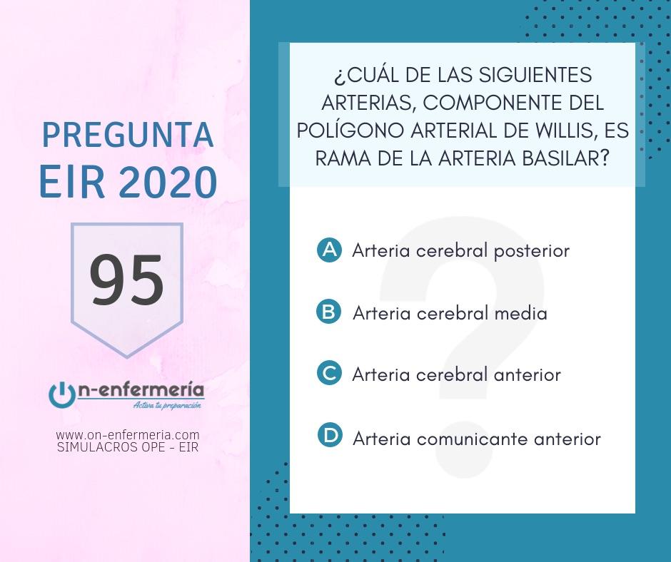 examen eir 2020 test enfermería