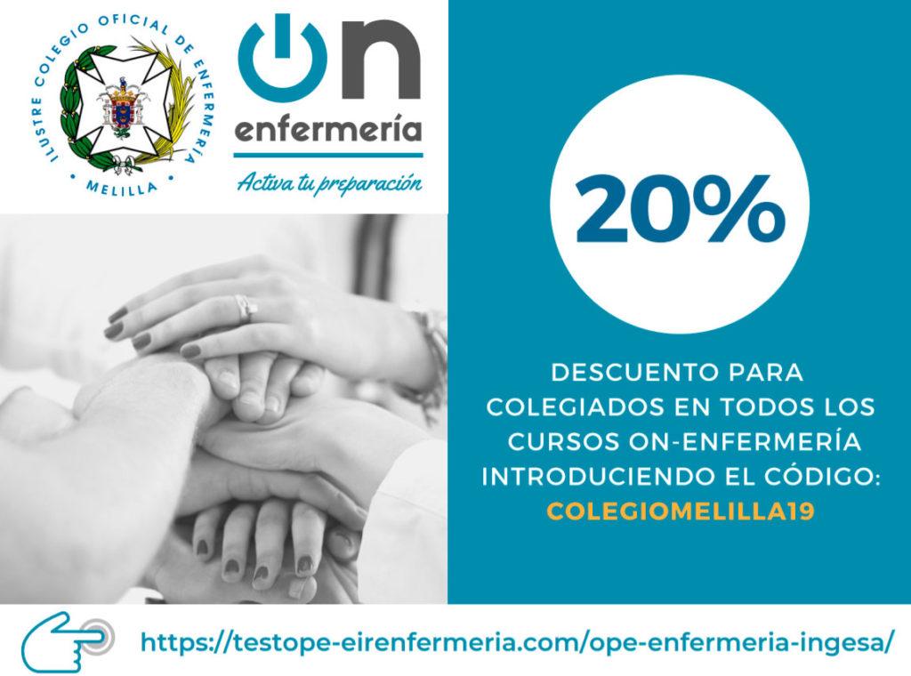 Convenio Colegio Enfermería de Melilla