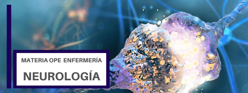 Temario OPE enfermería NEUROLOGÍA