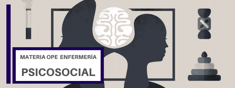 temario OPE ENFERMERIA PSICOSOCIAL