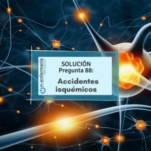 accidentes isquémicos-neurología- enfermería-onenfermería