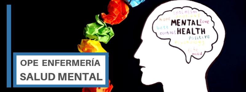 curso ope enfermería salud mental