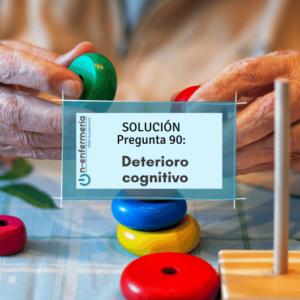 geriatría-deterioro cognitivo-instrumentos medición-onenfermeria