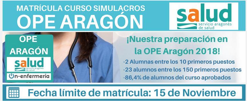 OPE ARAGÒN ENFERMERÍA