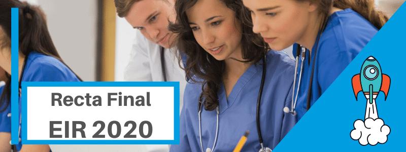 examenes eir 2020