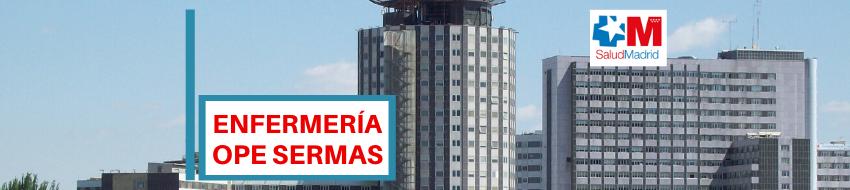 OPE SERMAS 2019 SIMULACROS ONENFERMERÍA