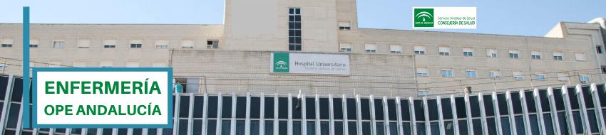 OPE Enfermeria de Andalucía SAS 2019 2020