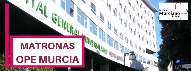OPE MATRONAS MURCIA
