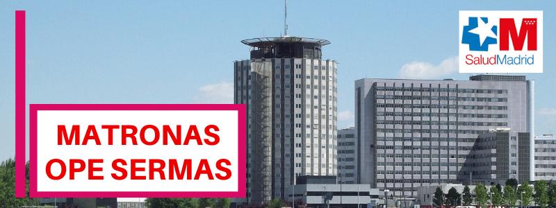 OPE MATRONAS SERMAS MADRID