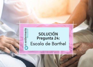 escala de barthel-onenfermería