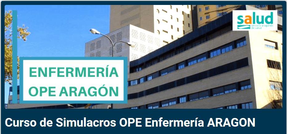 ope enfermería Aragón-onenfermería