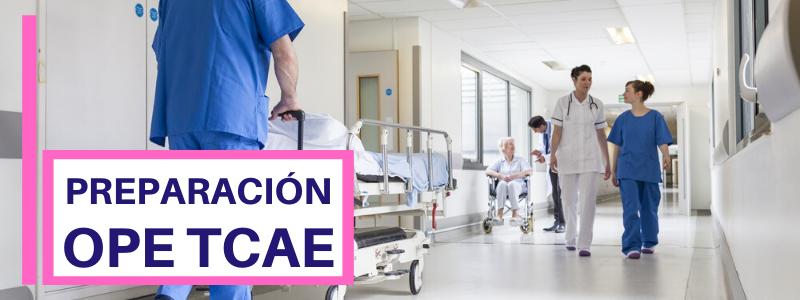 curso ope tcae-on enfermería