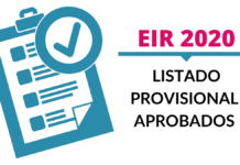 EIR 2020-lista aprobados