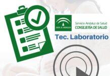 OPE tecnico de laboratorio listas andalucia