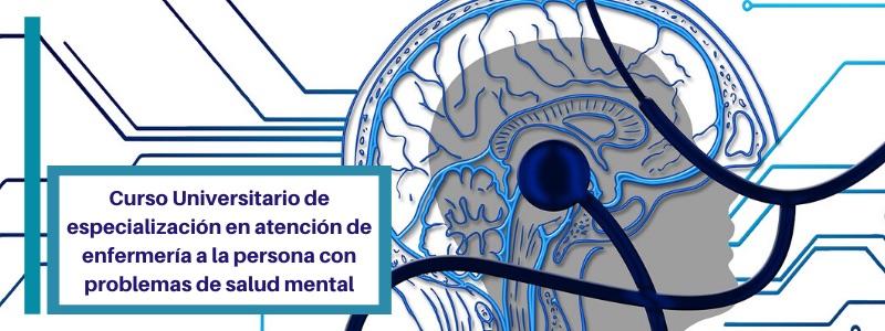 curso acreditado enfermeria salud mental