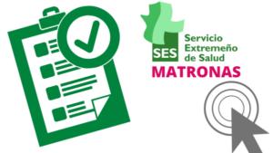 LISTAS APROBADOS MATRONAS EXTREMADURA