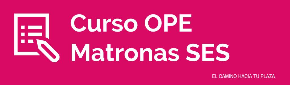 OPOSICIONES DE MATRONAS 2020 2021