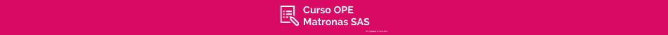 academias ope matronas andalucia 2021