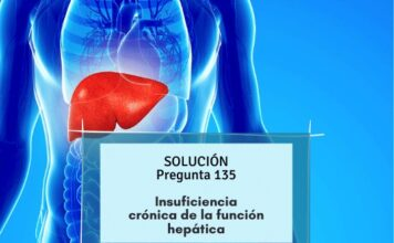 insuficiencia cronica de la funcion hepatica