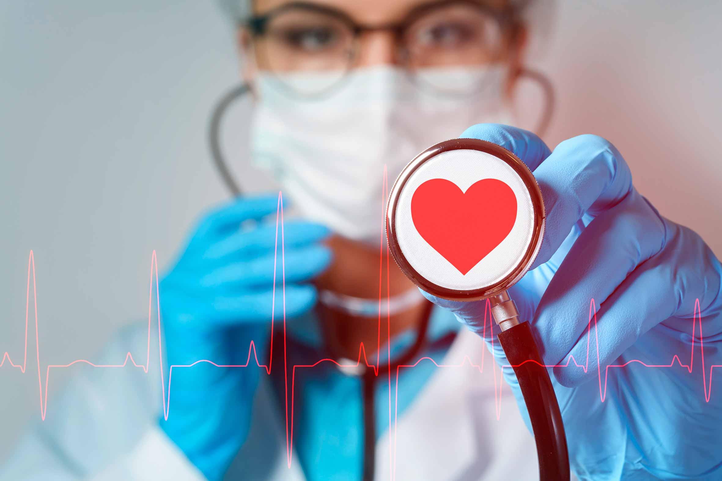 enfermera cardiología