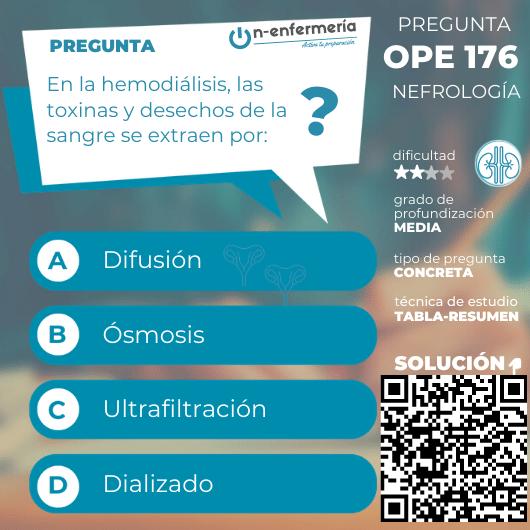 hemodialisis-simulacros ope enfermería-nefrología