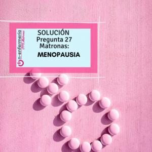 Climaterio-On enfermería-menopausia
