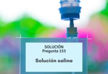 Solución salina- On enfermería- Farmacología