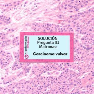 carcinoma in situ vulvar-simulacros matronas-patología vulvar