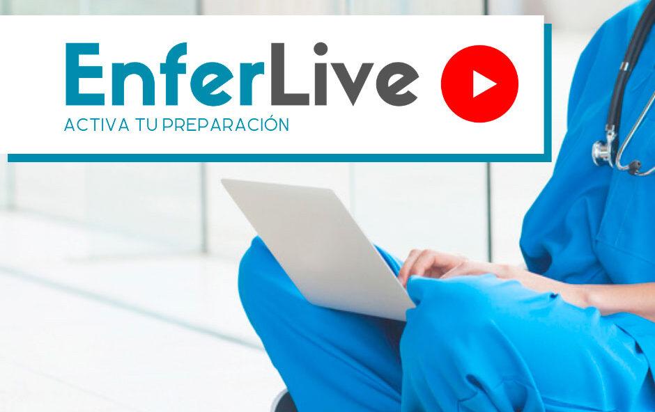enferlive clases online temario ope enfermería