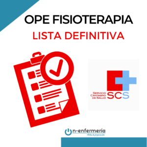 Fisioterapia lista definitiva Cantabria