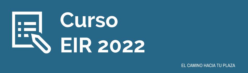 Curso EIR 2022