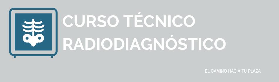 OPE Técnico Radiodiagnóstico