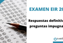 respuestas definitivas examen EIR 2021
