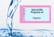 Solución Temperatura Higiene Paciente Simulacros On Enfermería