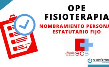 OPE FISIOTERAPIA CANTABRIA