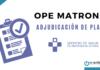 ope matronas asturias adjudicación de plazas