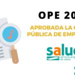 ope 2021 servicio aragonés de salud