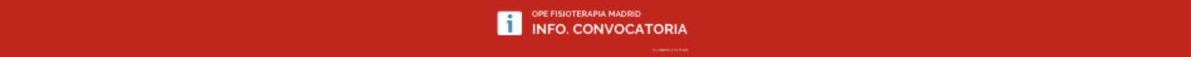 Fisio Madrid ope