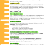 Infografía escalas de valoración geriátrica - OPE Enfermería yo EIR
