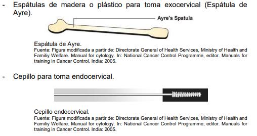 Instrumentos citología