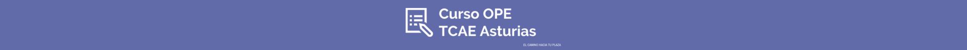 Pie de página - Curso OPE TCAE Asturias