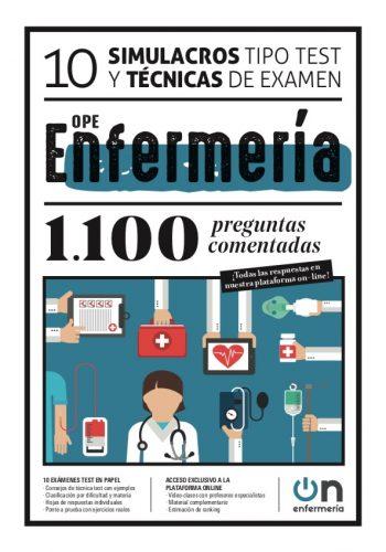 LIBRO DE SIMULACROS OPE ENFERMERIA
